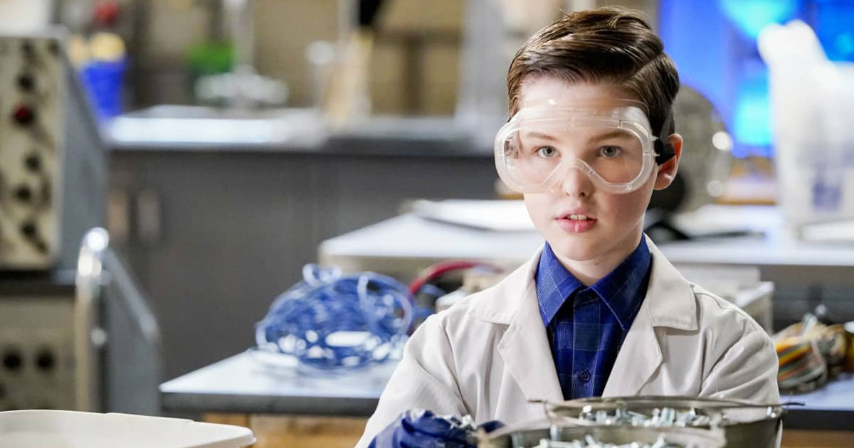 CBS' Young Sheldon Starring Iain Armitage In The Titular Roles Renewed For Seasons 5, 6 & 7