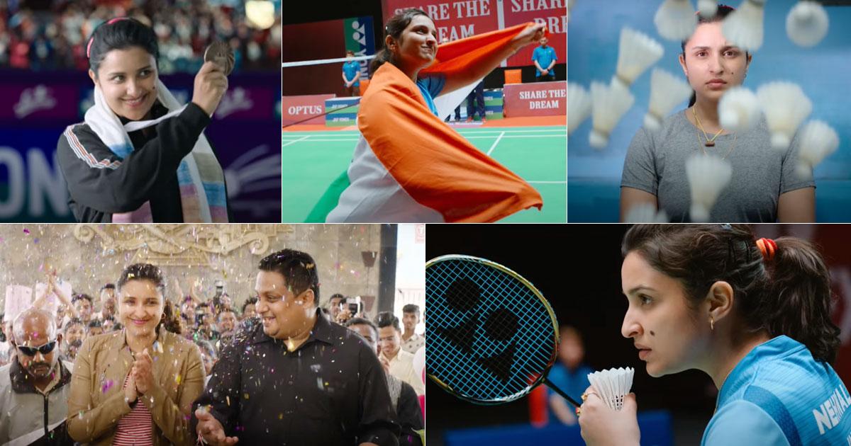 Celebrate womanhood, dreams, success with Parineeti Chopra's Saina; trailer launch today