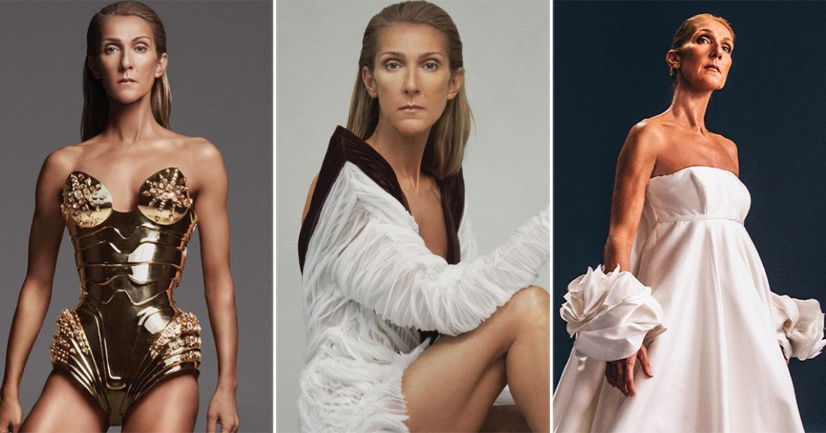 A Private Jet, Golf Course, Restaurant Chain & Thousands Of Shoes – Here's How Birthday Girl Celine Dion Spends Her Millions