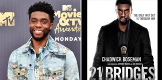 Chadwick Boseman's '21 Bridges' to Be First Hollywood Action Release in China This Year