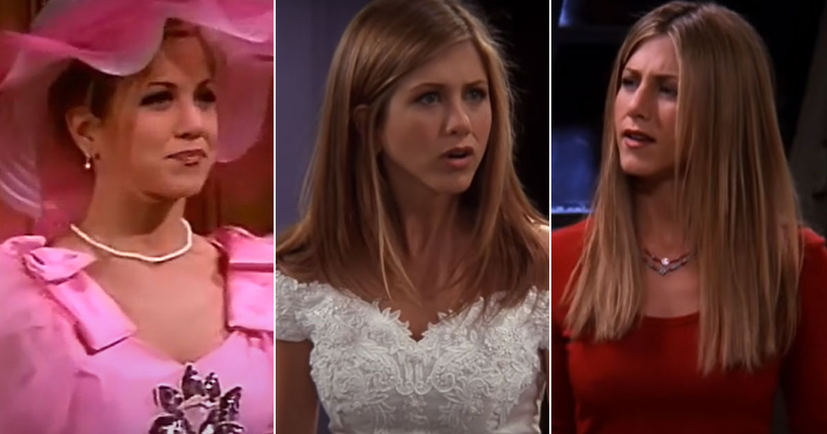 Check Out These 7 Times Jennifer Aniston's Rachel Green Made Us Laugh Our *ss Out In FRIENDS