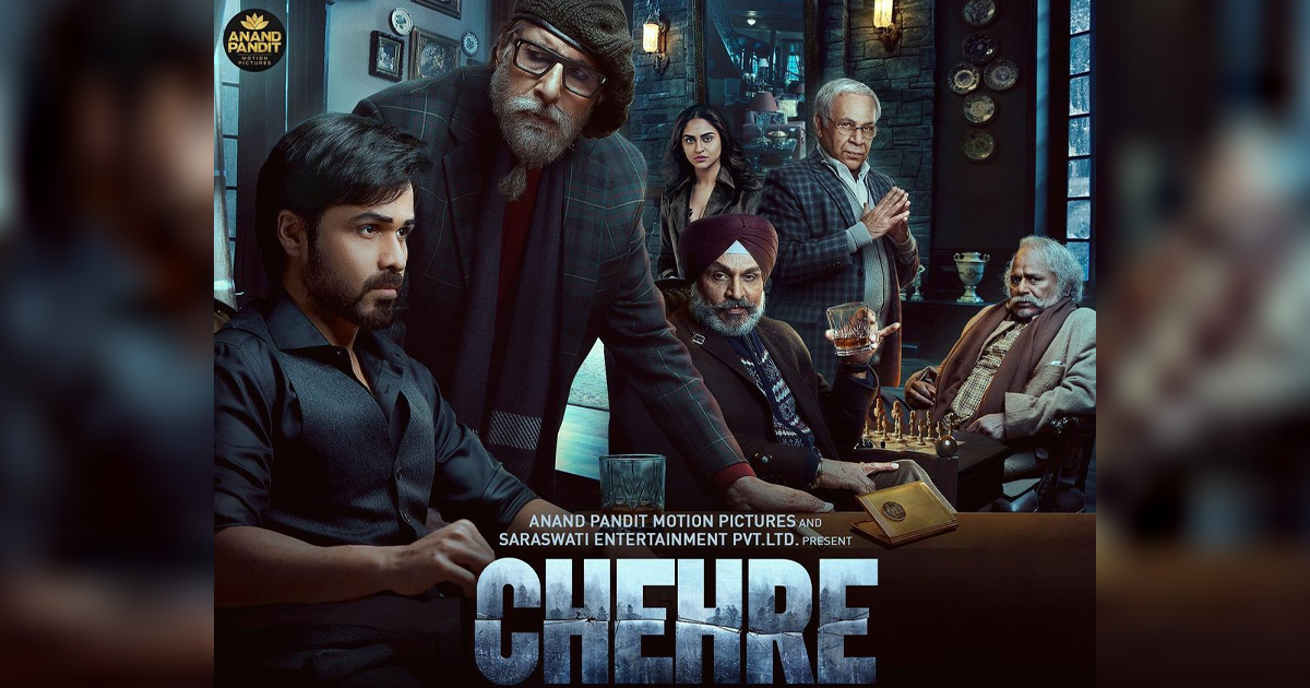 Amitabh Bachchan-Emraan Hashmi's Chehre To Not Release On April 9, Postponed Due To Rise In COVID-19 Cases