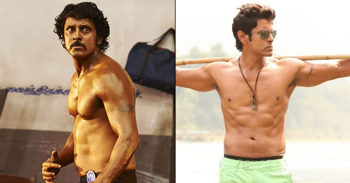 Chiyaan Vikram I Transformation Story