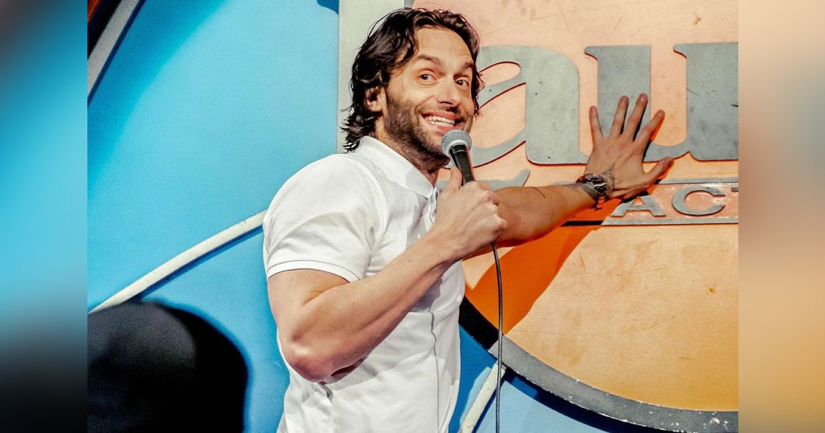 Chris D'Elia Accused of Soliciting Nude Pictures From 17-Year-Old