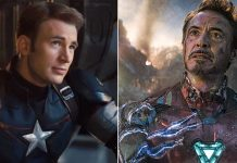 Chris Evans Reveals He Would Like To Play Robert Downey Jr's Iron Man