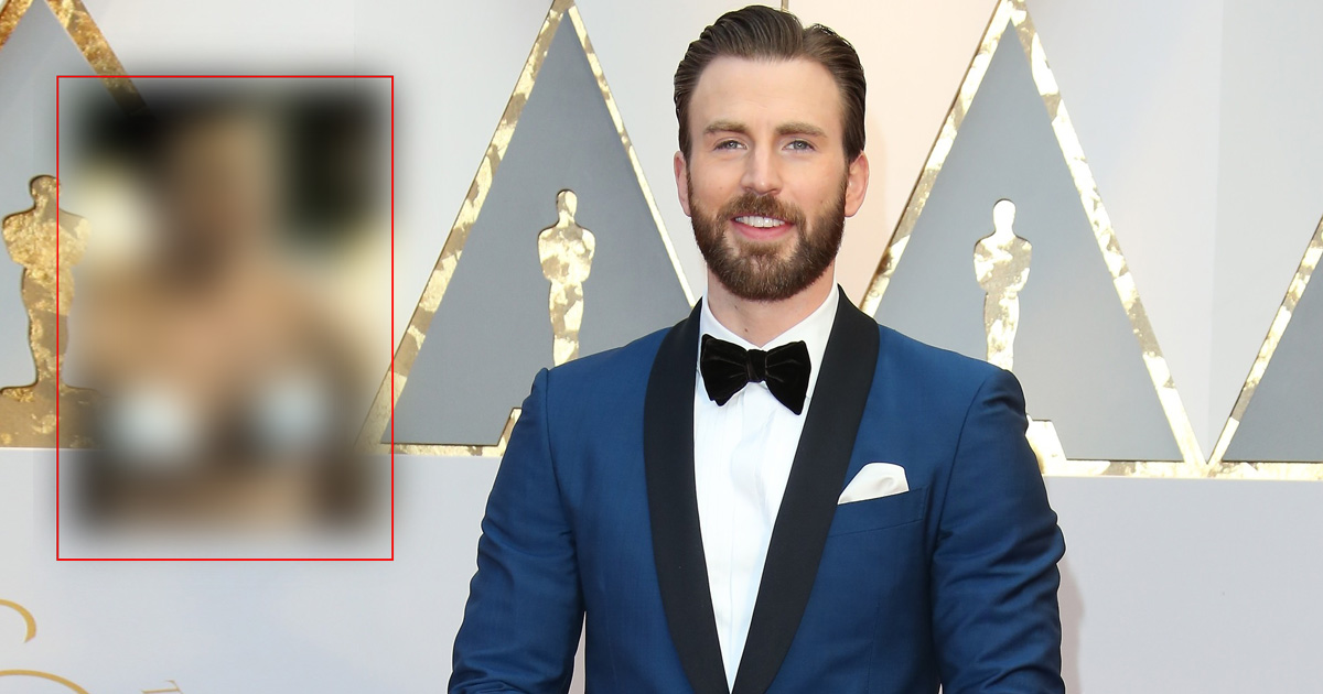 """Chris Evans With Cake Frosting On His Chest & Cherry On His Nipples Calls For The Song """"We Just Wanna Eat It... [Jalebi Baby]"""" Check Out"""