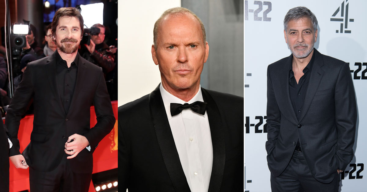 Christian Bale Or George Clooney To Reprise Batman In The Flash If Michael Keaton Says No?