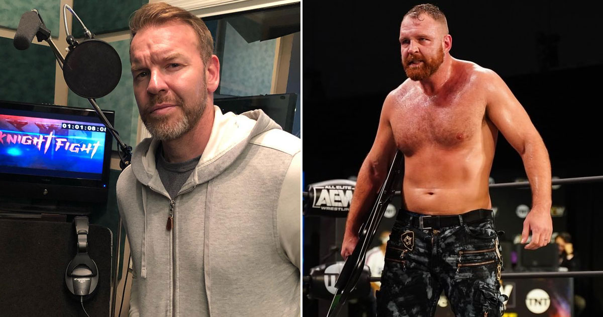 Christian Joining AEW Has Jon Moxley AKA Dean Ambrose's Big Role