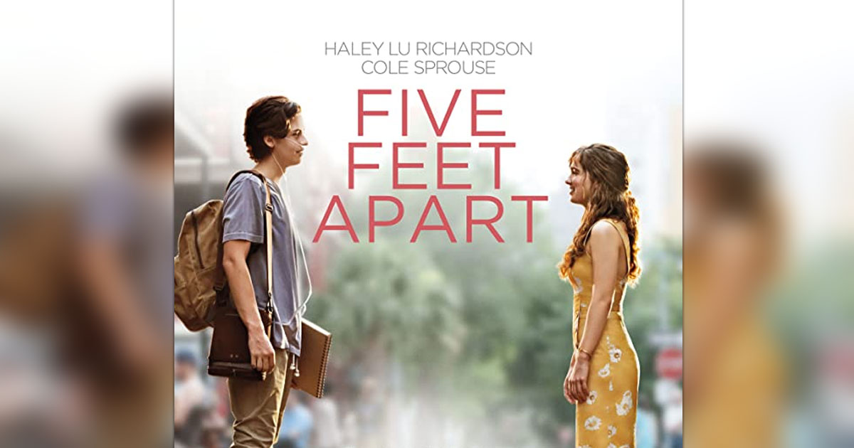Cole Sprouse-Starring Romance 'Five Feet Apart' Nabs March China Release, Photoshops Poster