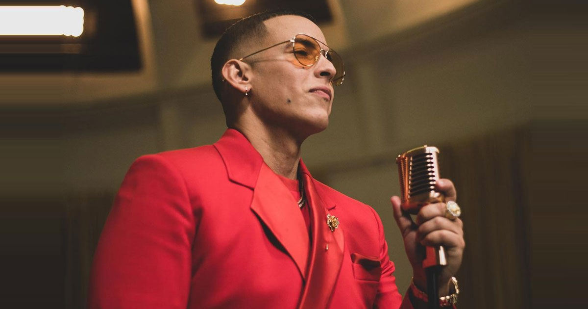 DADDY YANKEE TAKES ASCAP LATIN MUSIC AWARDS WINS TO 42 WITH SONGWRITER OF THE YEAR HONOUR