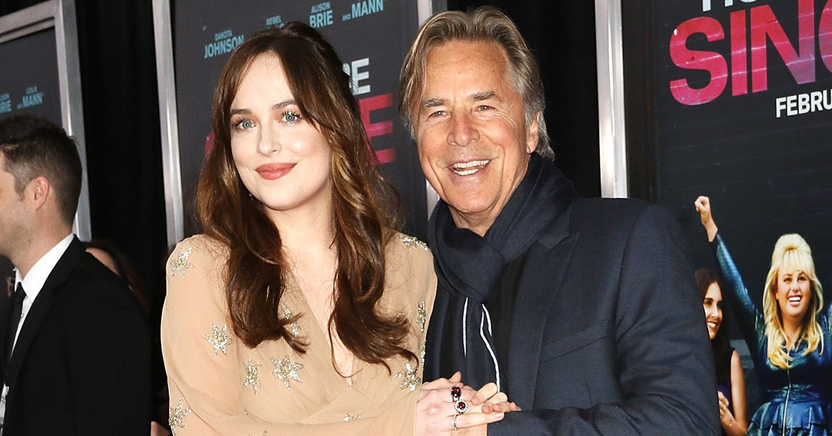 Dakota Johnson RISKED LOSING FAMILY CASH AFTER REFUSING TO GO TO COLLEGE