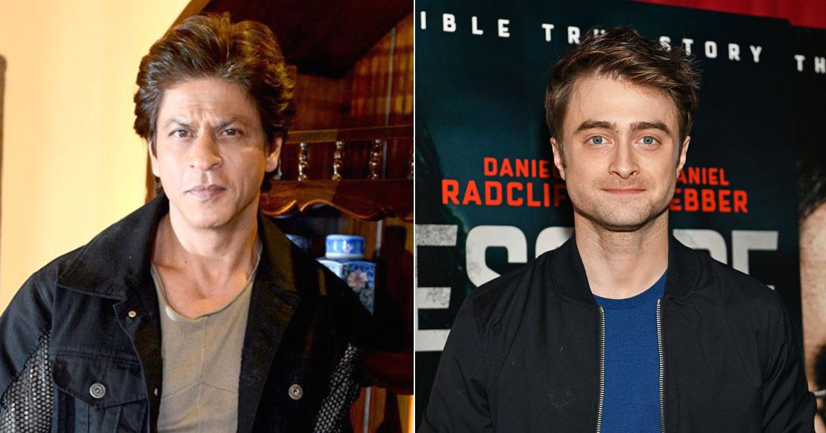 Daniel Radcliffe Once Said He Is Fond Of Shah Rukh Khan