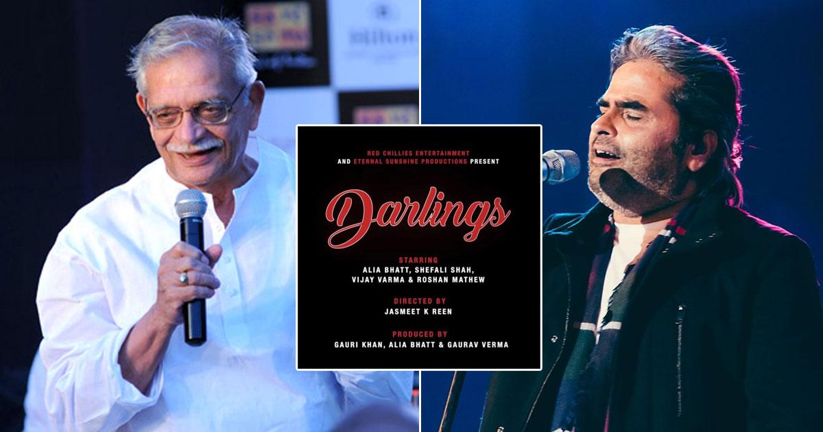 Darlings: Alia Bhatt Starrer To See The Magical Duo Gulzar & Vishal Bharadwaj's Collaboration