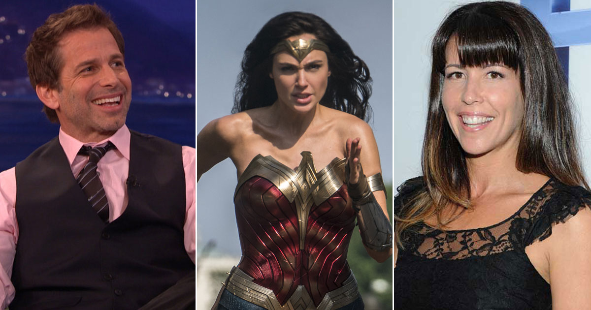 DC Wants Zack Snyder To Direct Wonder Woman 3?