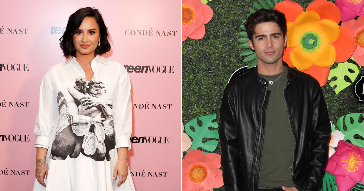 Demi Lovato Confesses Of Being Fooled During Engagement With Max Ehrich