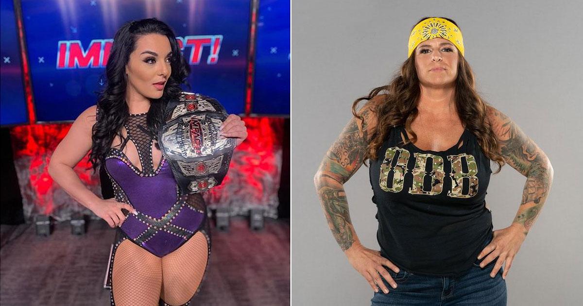 Deonna Purrazzo Defeats ODB In Knockouts Champion At IMPACT Sacrifice 2021