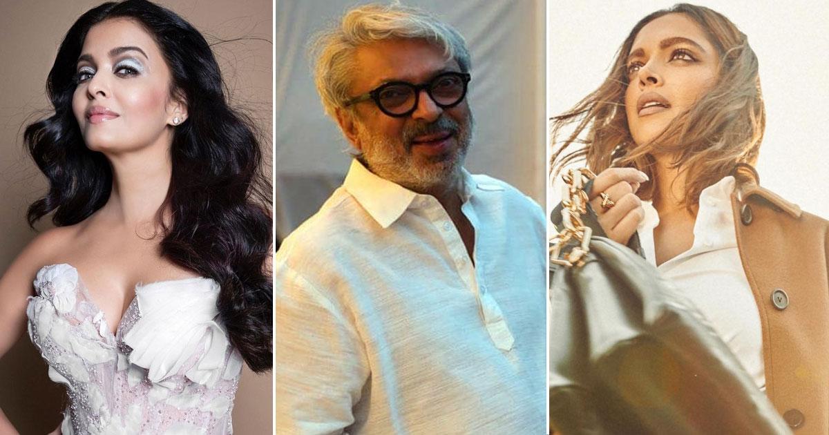 Aishwarya Rai Bachchan Was The First Choice For Sanjay Leela Bhansali Directed Deepika Padukone's Bajirao Mastani & Padmaavat
