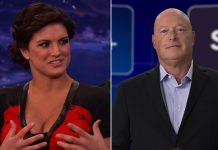 DISNEY BOSS DEFENDS FIRING OF GINA CARANO