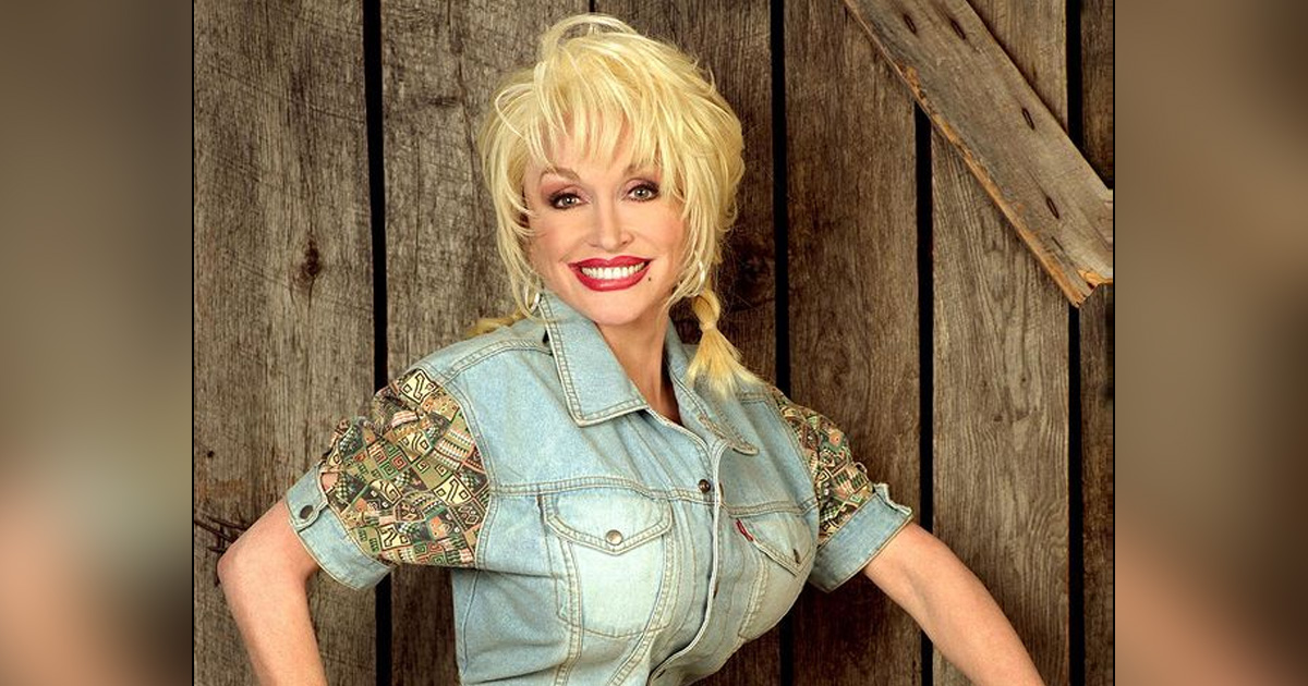 DOLLY PARTON GETS HER OWN ICE CREAM FLAVOUR