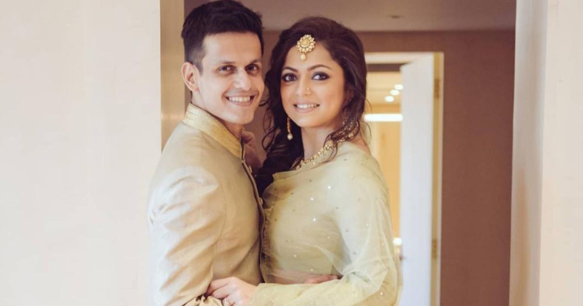 Drashti Dhami & Niraj Khemka Continue To Celebrate Their 6th Wedding Anniversary Even After A Week