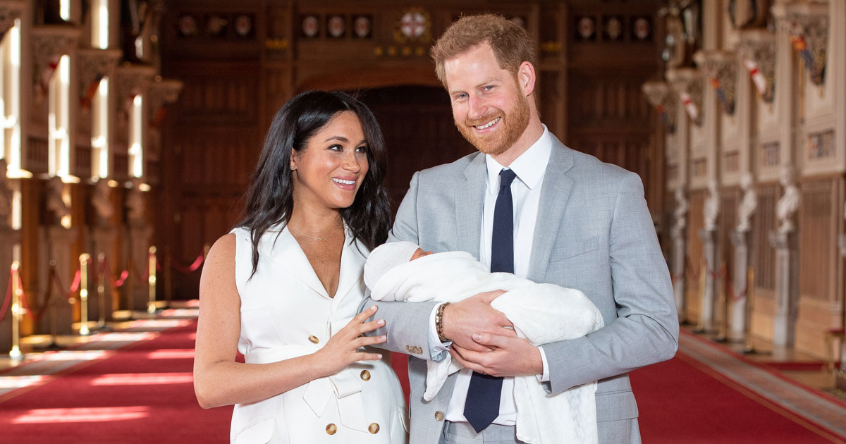 DUKE AND DUCHESS OF SUSSEX EXPECTING A DAUGHTER