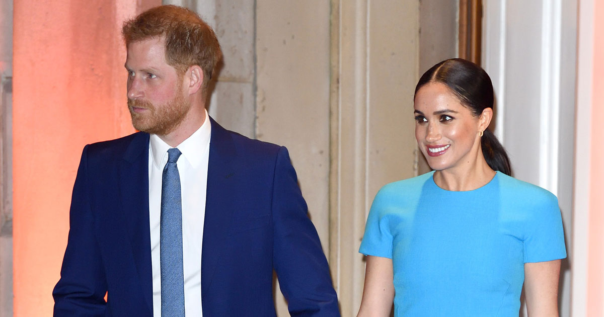 DUKE AND DUCHESS OF SUSSEX'S TOP STAFFER STEPS DOWN