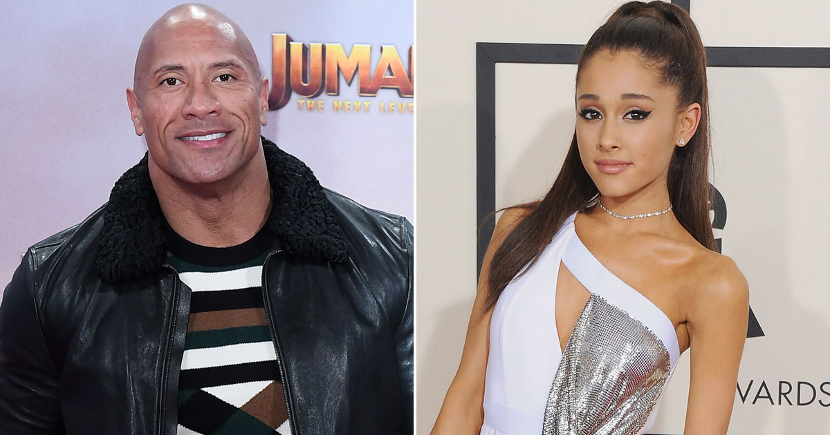 Dwayne Johnson To Beat Ariana Grande In This Feat?