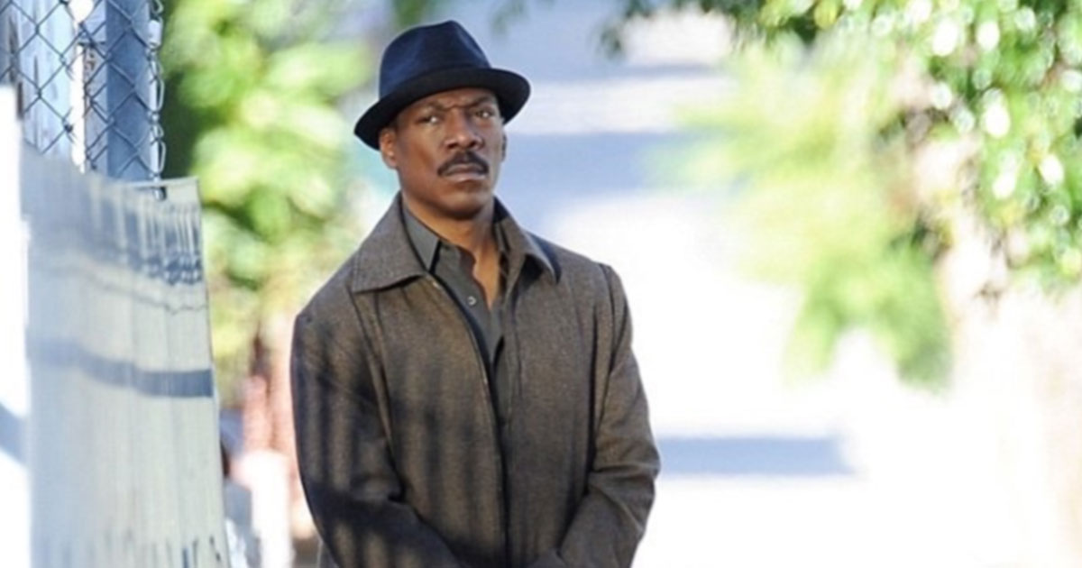 EDDIE MURPHY HITS PAUSE ON BEVERLY HILLS COP 4 UNTIL HE SEES A GOOD SCRIPT