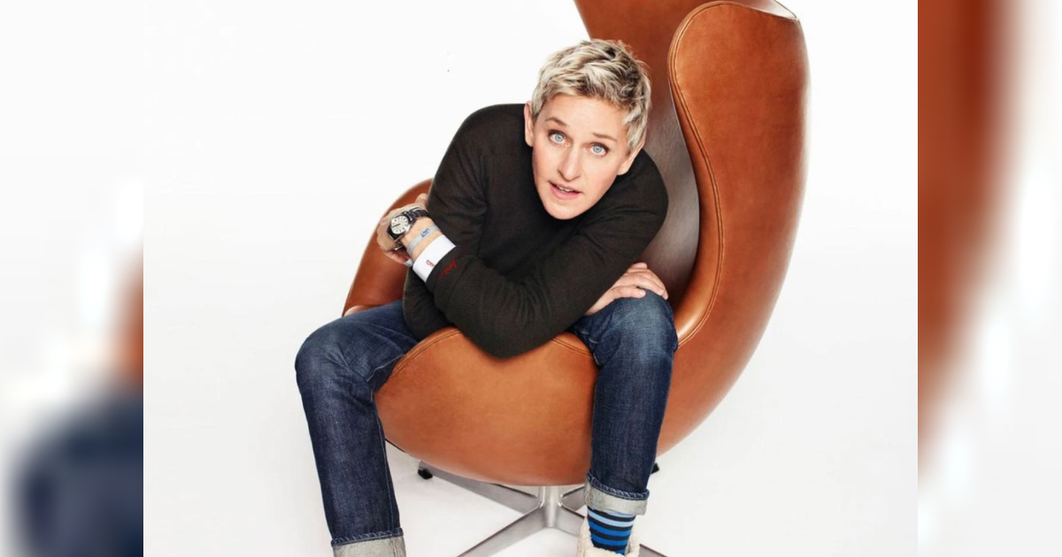 ELLEN DEGENERES NARRATING ENDANGERED SPECIES DOCUMENTARY AS PART OF NEW DISCOVERY DEAL