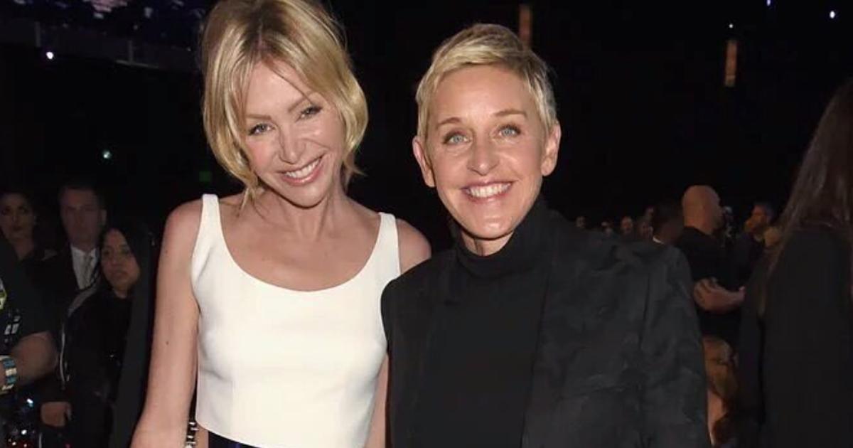 Ellen DeGeneres & Portia de Rossi's Beverly Hills Mansion Listed For Sale At $53.5 Million