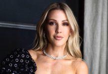 Ellie Goulding used hubby Casper Jopling's coat to hide pregnancy