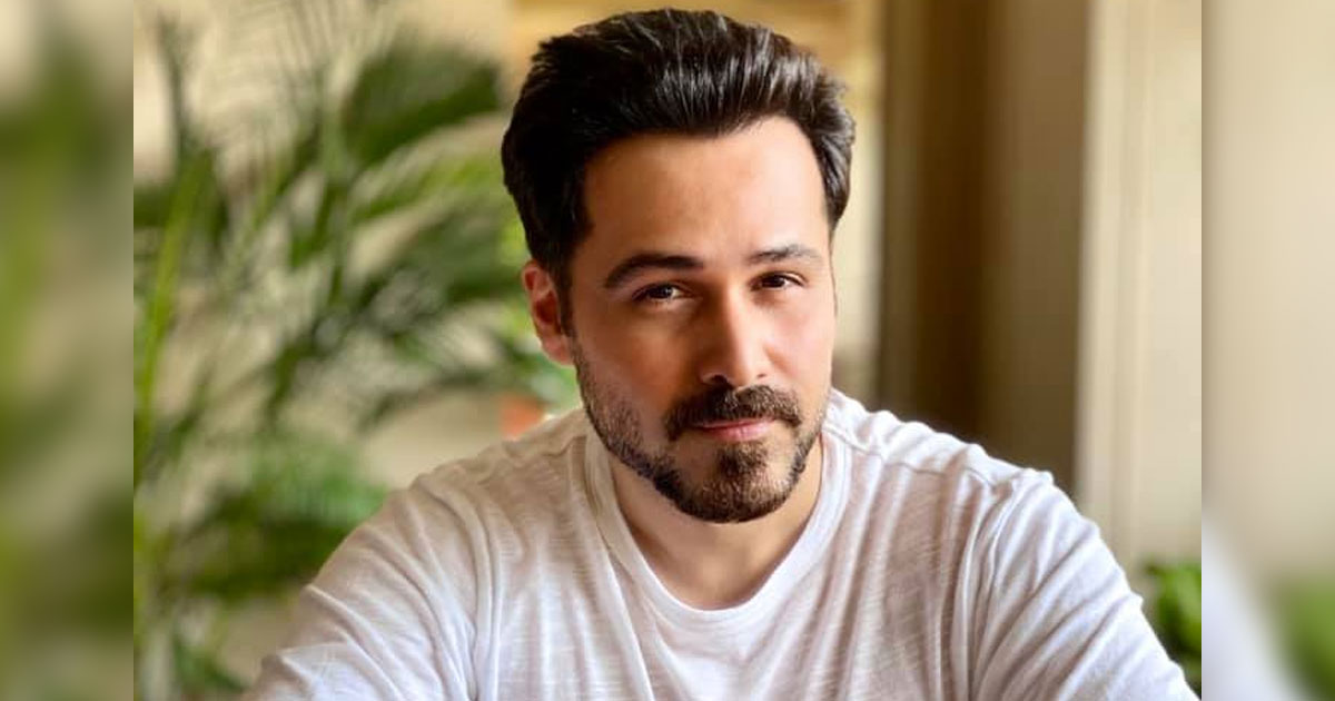 Emraan Hashmi's Viral Picture From The Gym Makes Fans Wonder If It's His Prep For Tiger 3