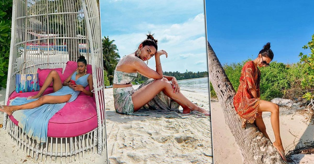 Erica Fernandes + Beach + Bikini = Breathtaking & Her Jaw-Dropping Photos From Maldives Just Prove The Same, Read On