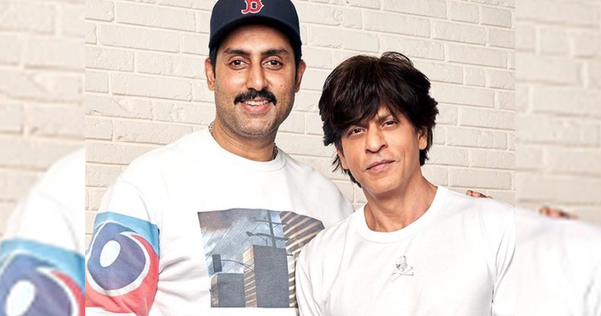 Abhishek Bachchan Talks About Shah Rukh Khan's Advice To Him Before He Got Into Acting