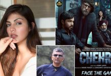 Exclusive! Chehre Producer Anand Pandit On Rhea Chakraborty Being Snubbed From Promos