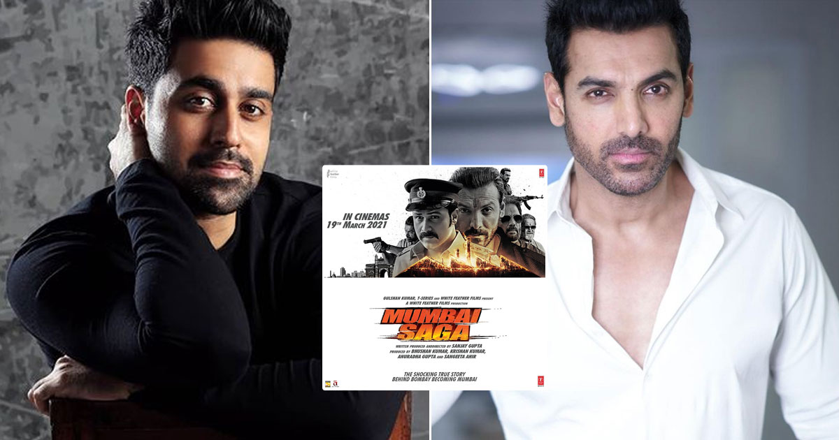 Exclusive! Mumbai Saga Actor Vivaan Parashar Explains How John Abraham Is A True Gem With An Example