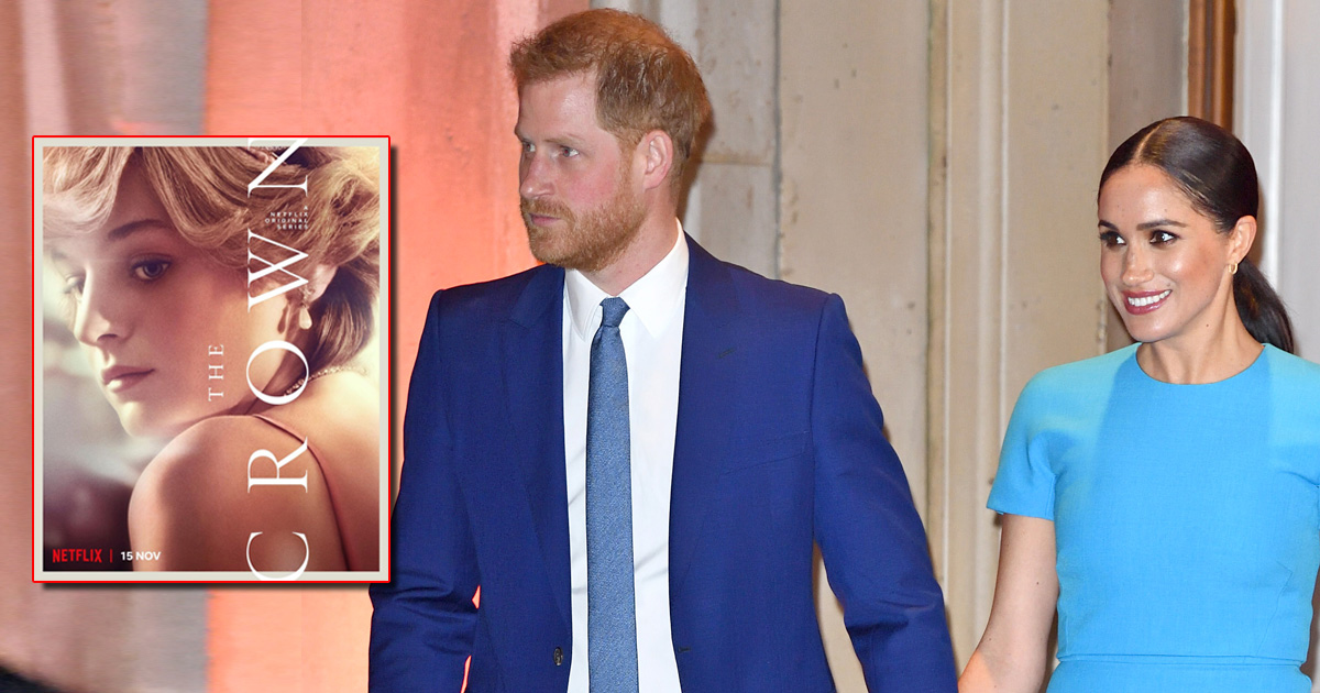 Fans Wants Meghan Markle & Prince Harry To Get The Crown Spin-Off