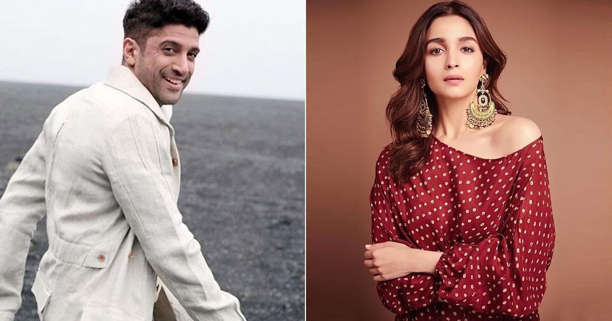 Farhan Akhtar & Alia Bhatt To Collaborate For A Road Trip Film?