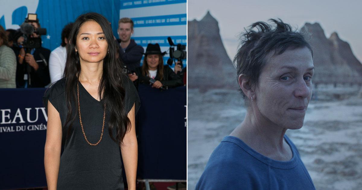 Filmmaker Chloe Zhao on wearing multiple hats for 'Nomadland'(Pic Credit: Movie Still, IMDb)