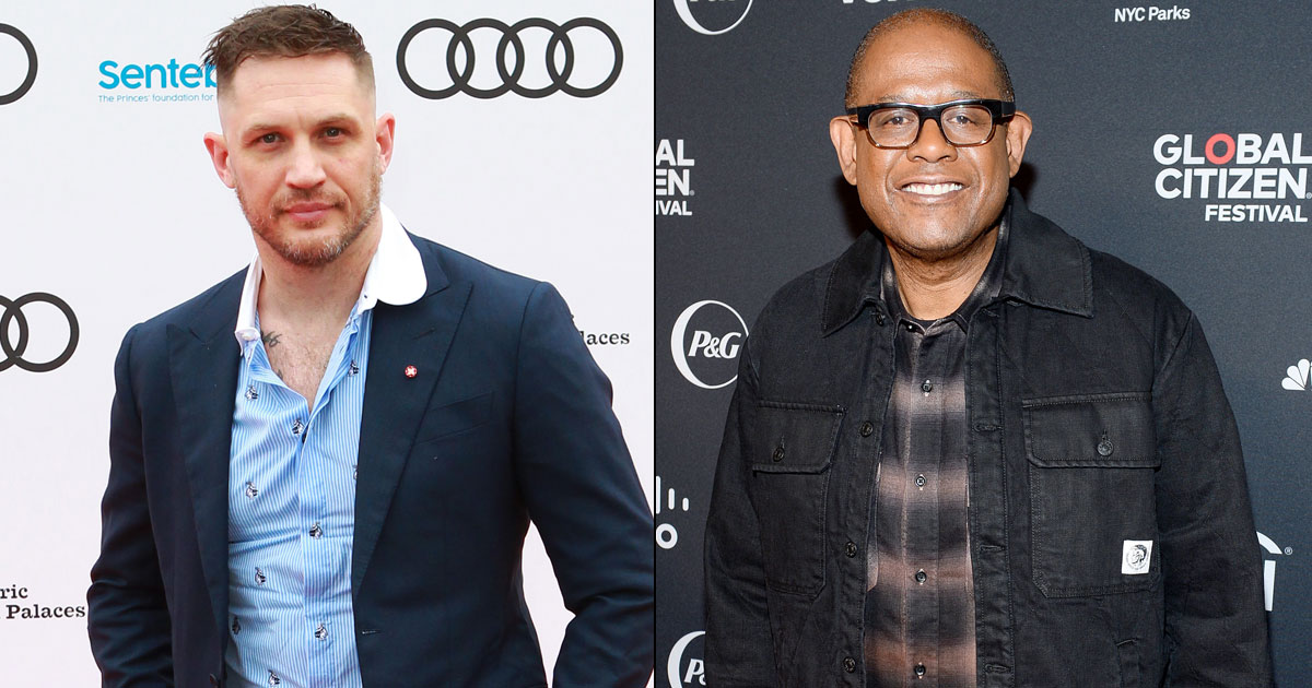 Tom Hardy & Forest Whitaker To Together Create 'Havoc' For Netflix - Deets Inside