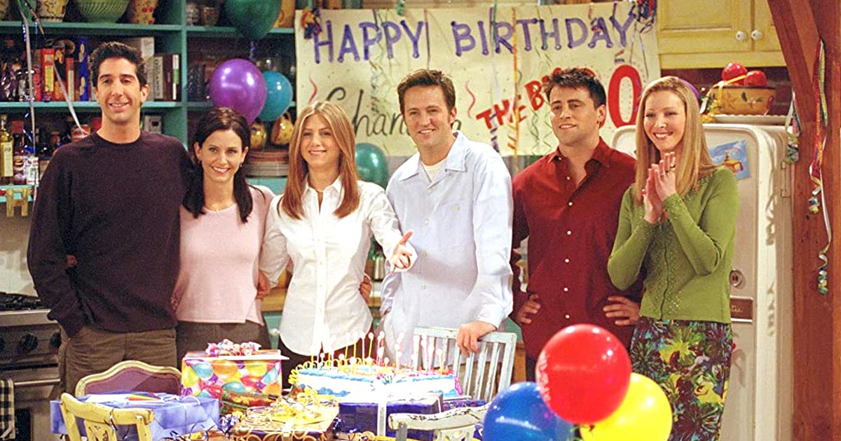 FRIENDS: Every Single One Of The Six Lived In The Geller's Grandmother's Apartment, Check Out When They Made It Theirs