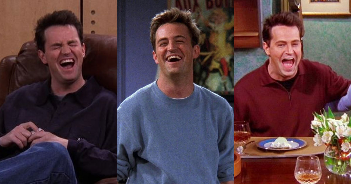 """FRIENDS: From """"My Diamond Shoes Are Too Tight"""" & """"What Kind Of Scary-Ass Clowns Came To Your Birthday?"""" To """"How Many Cameras Are Actually On You"""" – 8 Times Matthew Perry's Chandler Bing Let Us In A Split"""