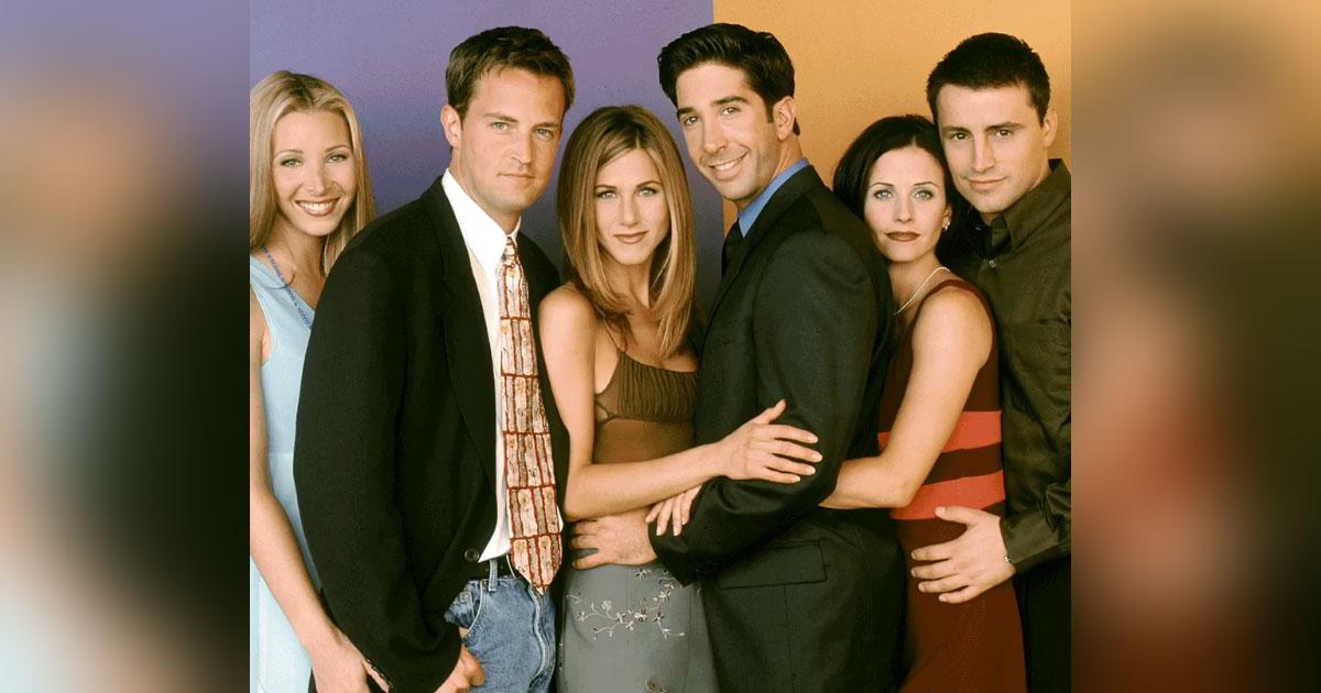 Friends Reunion to start shoot within a month: David Schwimmer