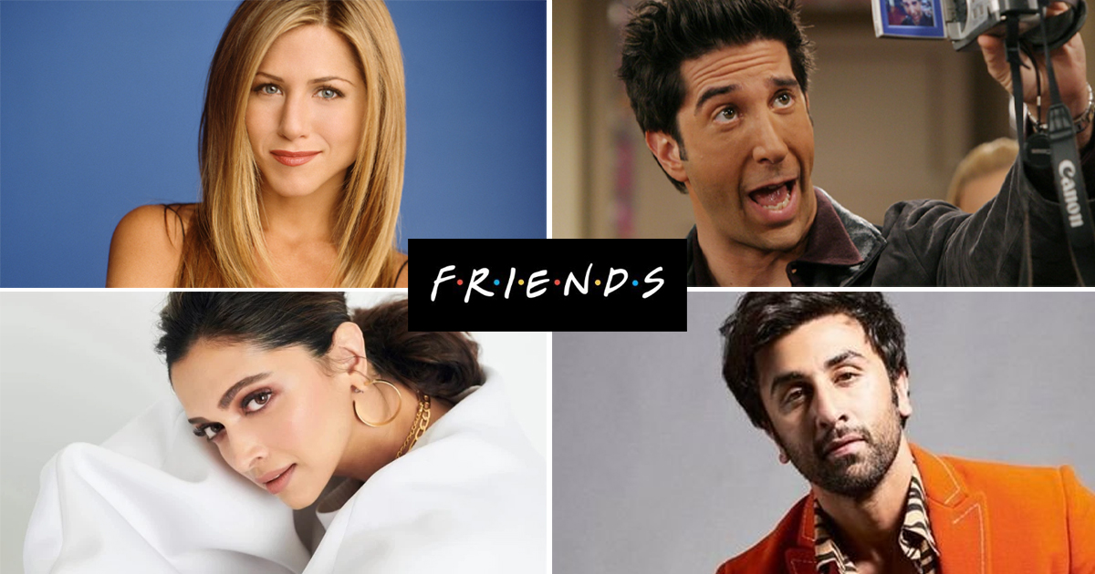 FRIENDS x Bollywood: From Ranbir Kapoor As Ross To Deepika Padukone As Rachel - How Many Of These Do You Agree With? Check Out