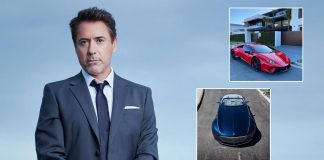 From Acura NSX Concept To Ferrari California T: Take A Look At Iron Man Aka Robert Downey Jr's Coolest Car Collection
