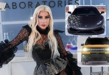 From Ford Bronco To Lamborghini Huracan: Take A Look At Lady Gaga's Luxurious Car Collection