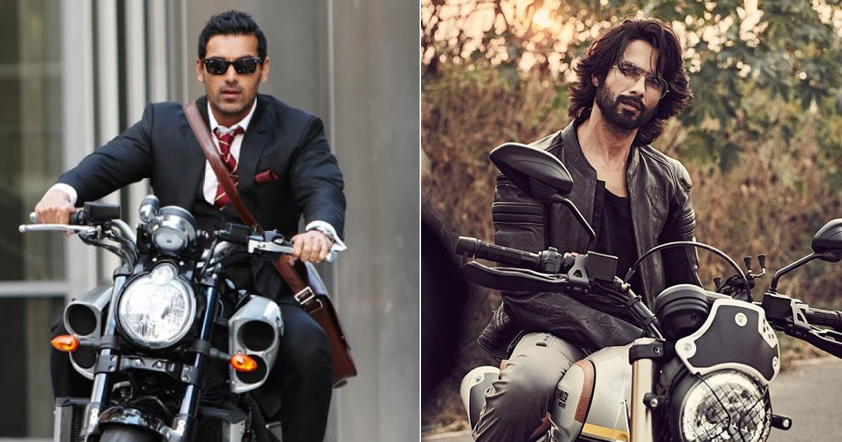 From John Abraham To Shahid Kapoor: Here Are 5 Bollywood Celebs Who Own The Most Expensive BMW Motorbikes