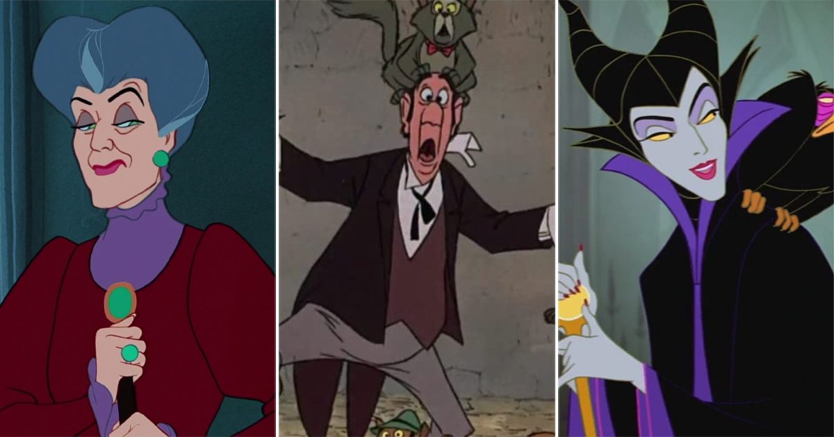 Lady Tremaine (Cinderella) To Maleficent (Sleeping Beauty) – These Disney Villains Turned Evil After There Were Shun By Others