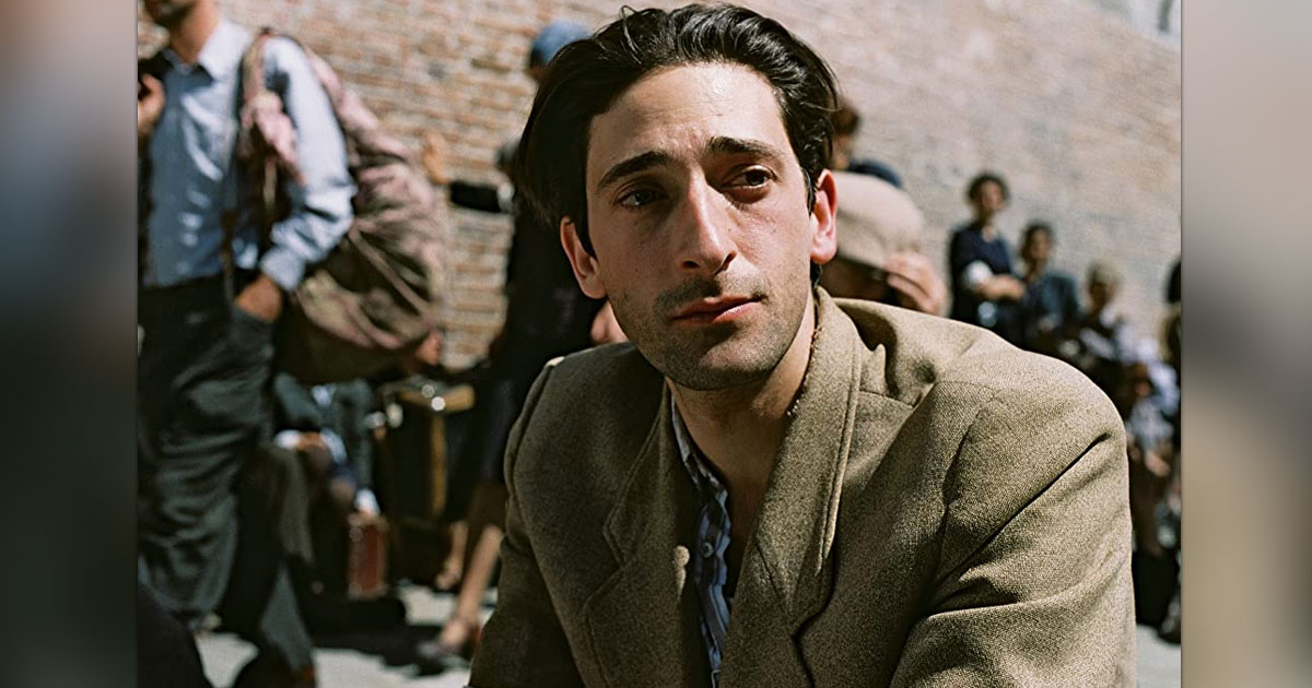 From Selling His Flat & Car To breaking UP With His Girlfriends, Here's What Adrien Brody Did While Prepping For The Pianist's Władysław Szpilman