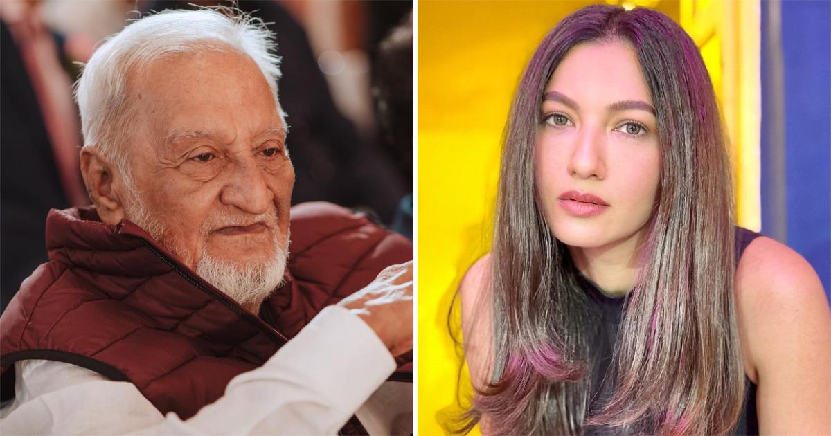 "Gauahar Khan Calls Her Late Father ""My Hero"", Write ""No Man Like U"""